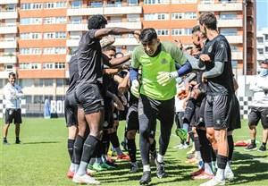 کرونا در تیم جدید بیرانوند
