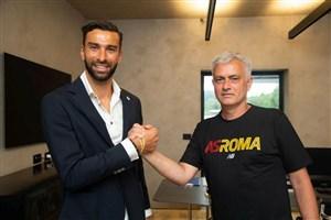 کار با ژوزه مورینیو برای هر بازیکنی یک رویاست