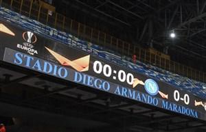 دیدار ایتالیا و آرژانتین در ناپل به یاد مارادونا
