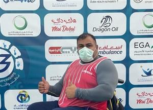 حامد امیری پارالمپیک توکیو را از دست داد