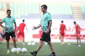 کریم باقری از امروز در اردوی تیم ملی