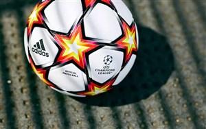 توپ فصل جدید لیگ قهرمانان مشابه نمونه های کلاسیک