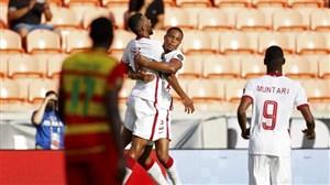 توفان ۴۶ دقیقهای قطر در جام طلایی