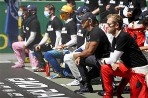 لوییس همیلتون هدف حملات گسترده نژادپرستانه