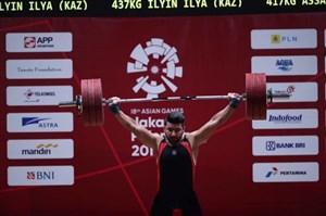 هاشمی: برای مدال به المپیک میروم