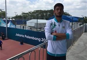 بادی به اردوی تیم ملی تنیس دعوت شد