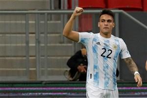 لائوتارو: قهرمانی با آرژانتین استثنایی بود
