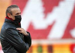 گلمحمدی: این بزرگترین استرس فوتبالی عمرم بود