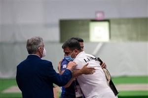 جشن تیراندازی با حضور وزیر ورزش انجام شد