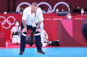 آلکنو خندههایش را برای المپیک نگه داشته بود(عکس)