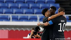 فوتبال المپیک؛ برد نفسگیر آلمان برابر عربستان
