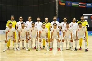 پیروزی پرگل فوتسال ایران مقابل میزبان اروپایی