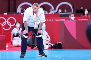آمادگی آلکنو برای طلای رشتهای که در المپیک نیست!