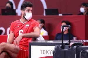 موسوی: نصف شب به وقت ایران بازی کردیم!