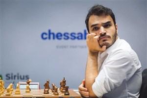 نام شطرنجباز ایرانی در جدولی غیر قابل باور (عکس)