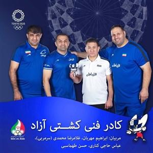 6 امید طلایی ایران در المپیک توکیو(عکس)