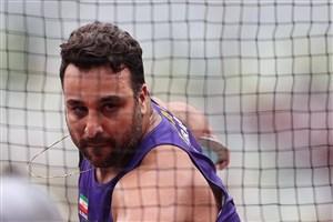 حدادی: به احترام المپیک شرکت کردم، ناراحت نیستم