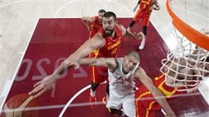 3 ستاره بسکتبال اسپانیا قرنطینه شدند