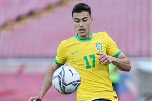 گابریل مارتینلی: میخواهم با برزیل قهرمان المپیک شوم