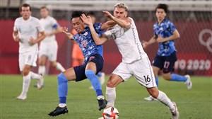 فوتبال المپیک؛ صعود دشوار ژاپن در ضیافت پنالتیها