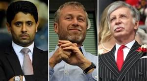 مالک سیتی در صدر ثروتمندترین مالکان فوتبال دنیا