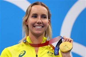 مک کئون؛ موفق ترین شناگر زن تاریخ المپیک