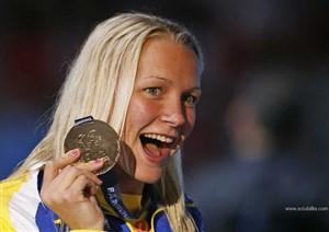 معجزه شناگر سوئدی؛ از شکستگی آرنج تا نقره المپیک