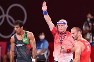 محمدعلی گرایی: تمام تمرکزم روی مسابقات جهانی است