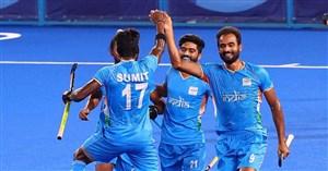 کار بزرگ هند با حضور در نیمه نهاییهای هاکی