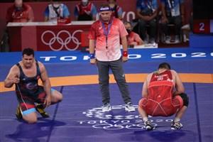 دست میرزازاده به برنز المپیک نرسید