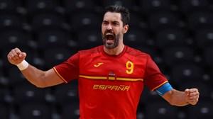 صعود میلیمتری هندبال اسپانیا به نیمه نهایی