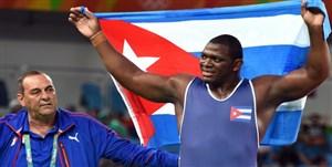 غول کوبایی: استادم اینجاست، در قلب من