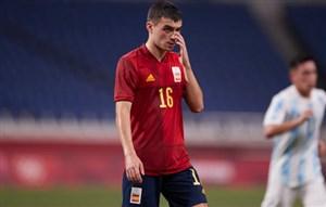 ستاره اسپانیایی و برابری با رکورد ویژه برونو فرناندز