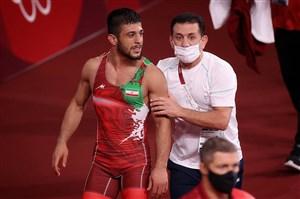سبک وزن ایرانی در نیمه نهایی المپیک