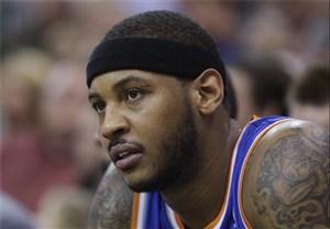 لیگ NBA؛ آنتونی به لیکرز پیوست