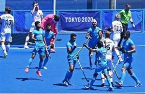 هندیها پس از 41 سال در هاکی مدال گرفتند