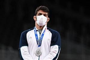 در این المپیک یاد گرفتم به کم قانع نباشم/ حسن یزدانی: طلا تو مشتم بود ، افتاد