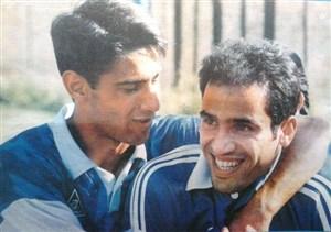 علی منصور دروازه بان شد، فرهاد مجیدی برکنار! (عکس)