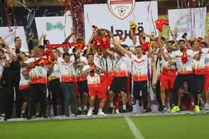 َسایت AFC: فولاد فصل را به بهترین شکل پایان برد