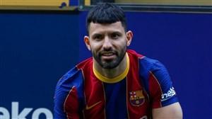 آگوئرو: چرا پیراهن شماره 10 مسی را رد کردم؟