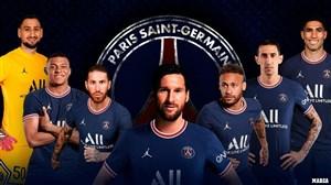 کهکشانیترین تیم فوتبال جهان در پاریس