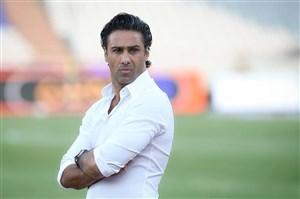 توافق فرهاد مجیدی با مدیرعامل جدید باشگاه استقلال تا 1403
