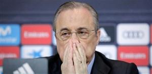 تا یک ژانویه صبر کنید / وعده بزرگ رئیس رئال مادرید در مورد امباپه