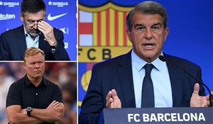 بارسلونا اینگونه به خاک سیاه نشست (گزارش ویژه)