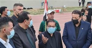 سفر غیرمنتظره مدیرعامل سپاهان به عراق