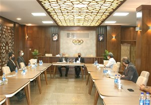 نشست شورای مدیران آکادمی ملی المپیک برگزار شد