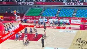 شانس صعود کمتر شد/ شکست تیم بسکتبال با ویلچر ایران مقابل انگلیس