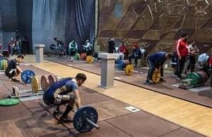 وزنهبرداران جوان در دو گروه به اردو دعوت شدند