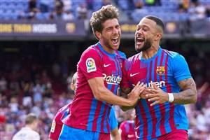 شوک به بارسا؛ شکستگی دنده ستاره اسپانیایی