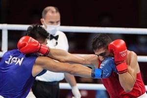 بوکس آسیا؛ افشاری و فردین به مدال نقره رسیدند